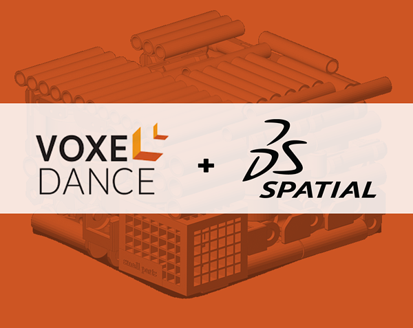 Voxeldance and Spatial